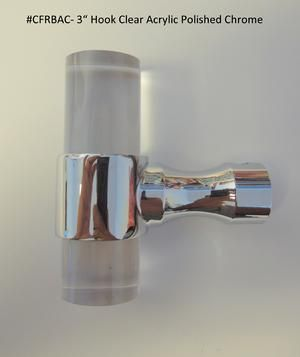 Acrylic pulls and knobs,clear pulls and lucite pulls at First Impressions 954-419-9918