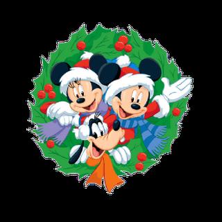 Disney And Cartoon Christmas Clip Art Images Disney Merry Christmas Disney Scrapbook Disney Christmas