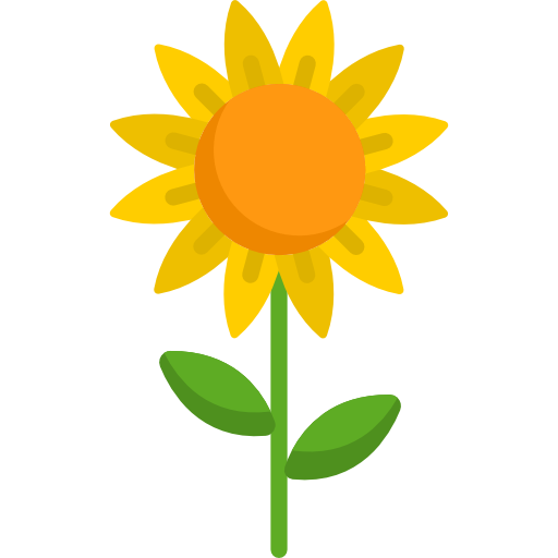 Sunflower Free Vector Icons Designed By Freepik Vector Free Vector Icons Free Icons