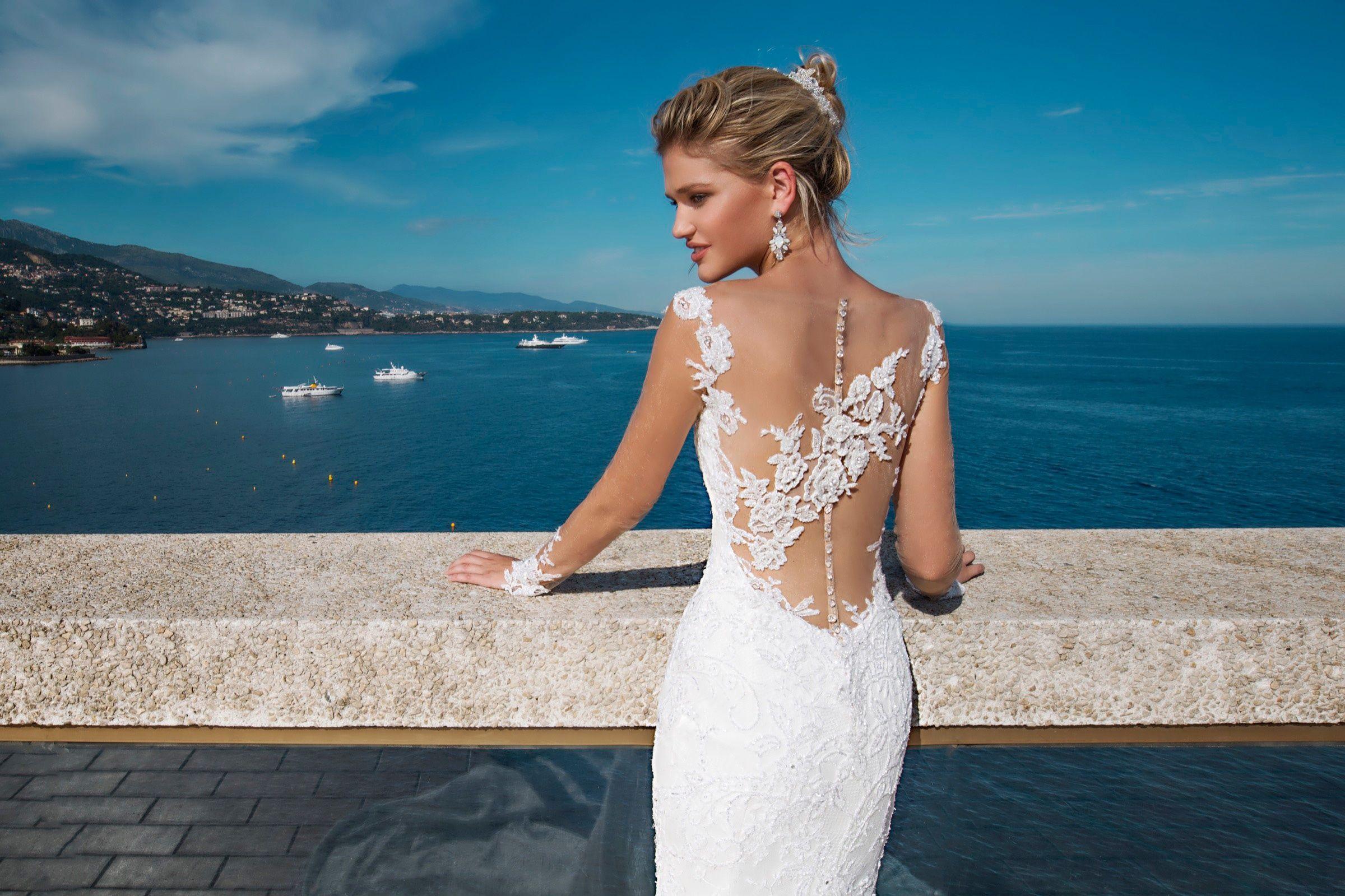 Wedding Dress Nicole - Collection ALESSANDRARINAUDO BERENICE ...