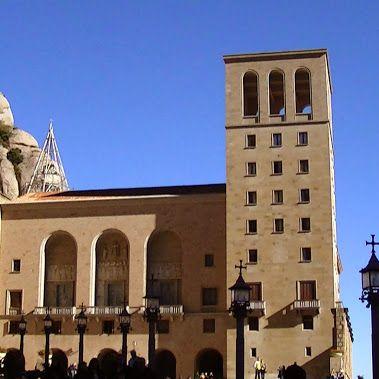 Santuario y Monasterio de Montserrat.