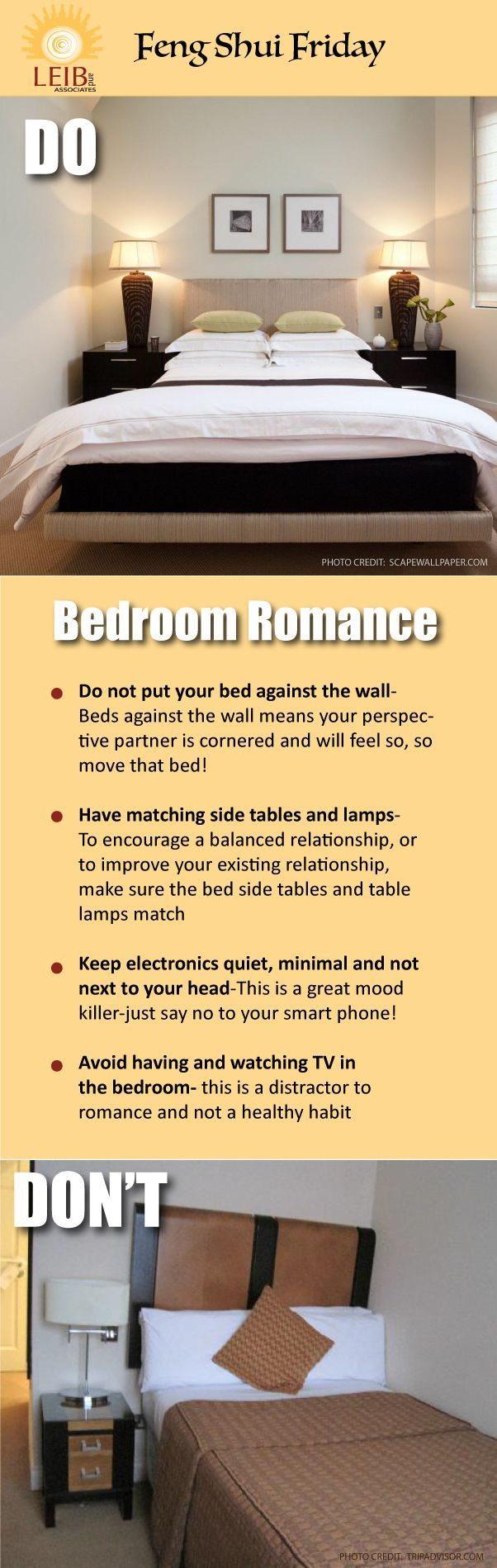 Feng Shui Bedroom Design: The Complete Guide | Feng shui, Layouts ...