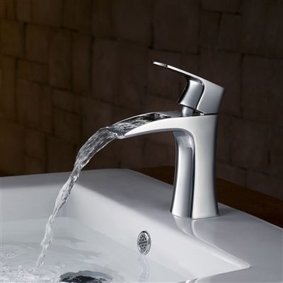 Modern Single Hole Bathroom Sink Faucets Axel Basin Faucet In