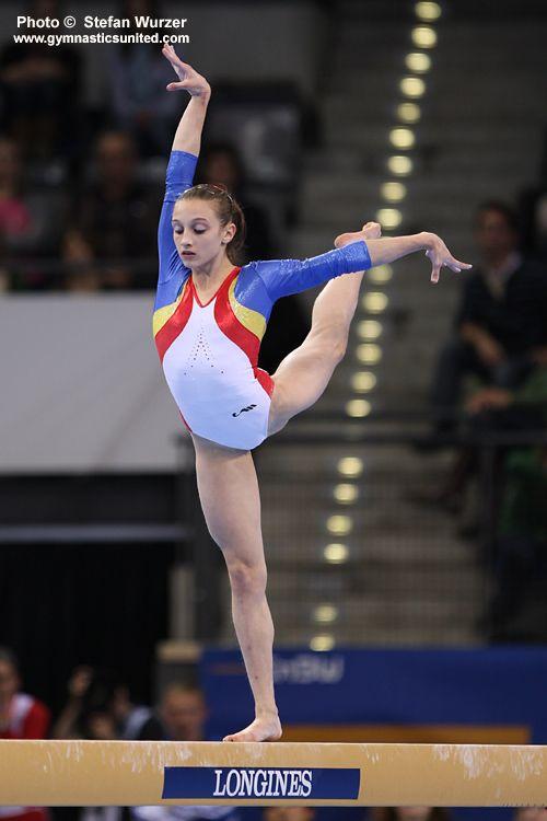 Ana Porgras HD Gymnastics Photos | Nätti  |Ana Porgras