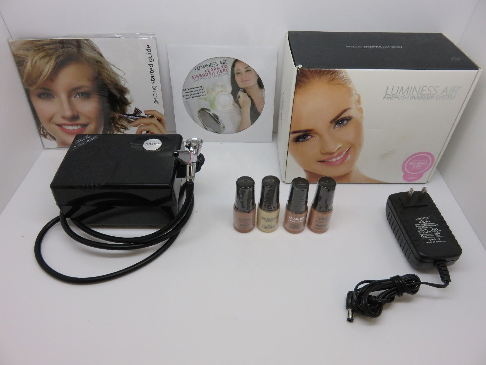 Luminess Air Airbrush Makeup System with SOME Makeup