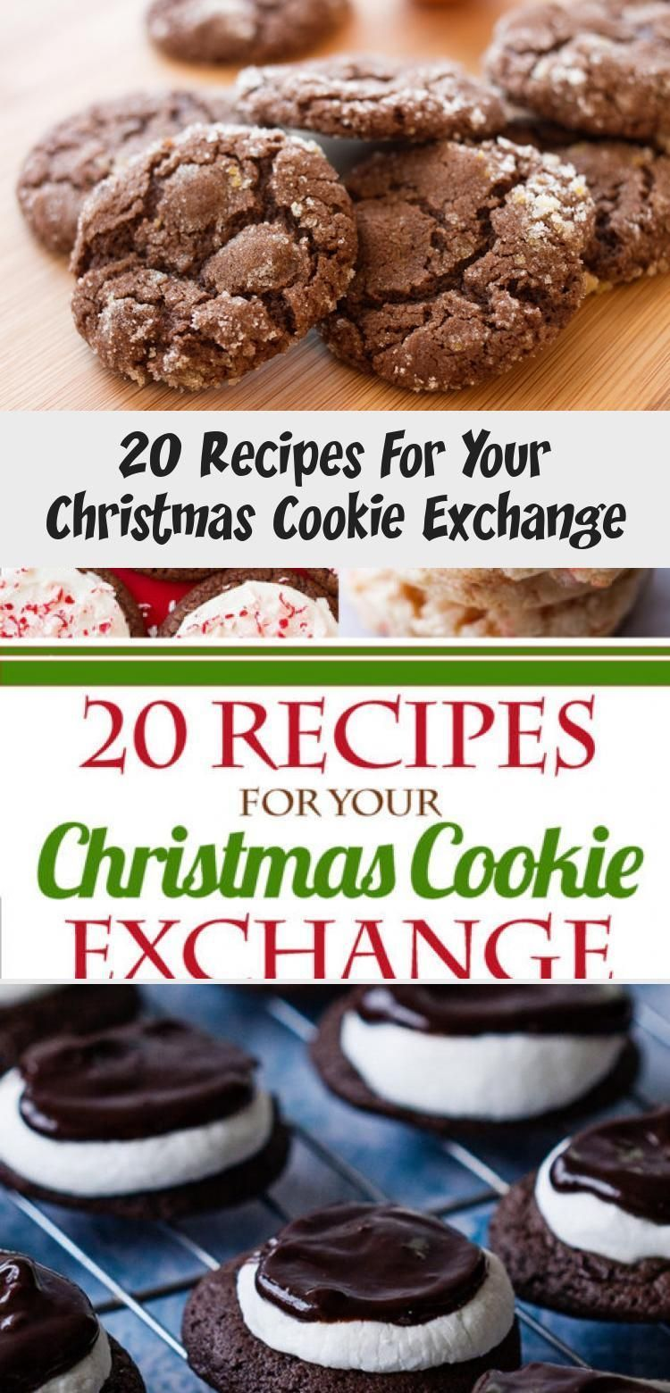 Looking For Christmas Cookie Ideas For A Party Or Cookie Exchange I Ve Got You Covere In 2020 Cookie Exchange Recipes Cookies Recipes Christmas Winter Dessert Recipes