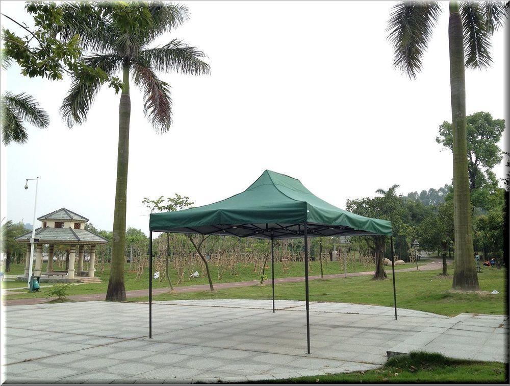 Outdoor Canopy Shelter Gazebo 10x15 Party Backyard Shade Steel Fabric Green US $189.99#OutdoorCanopyShelterGazebo