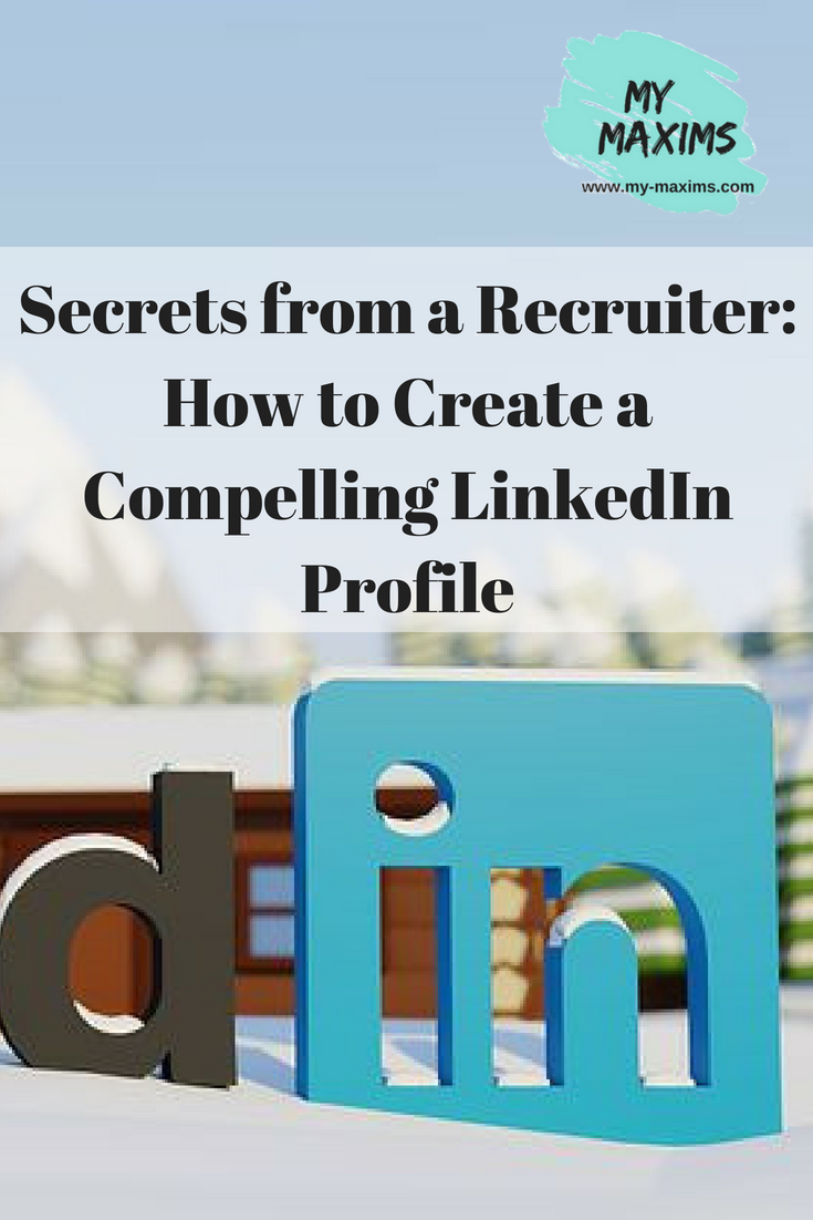 how to make linkedin profile stand out Job interview