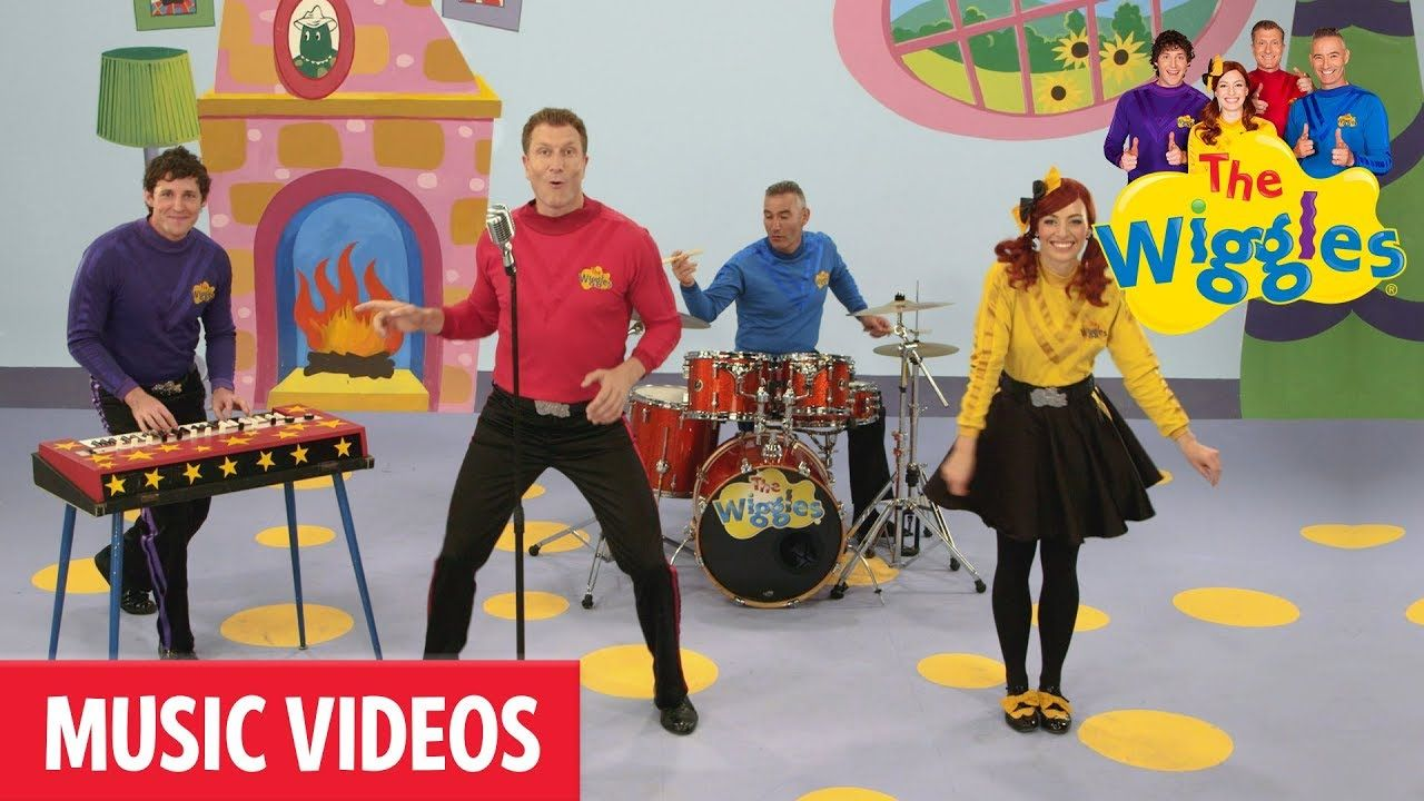 The Wiggles Shortnin' Bread (Official Video) The