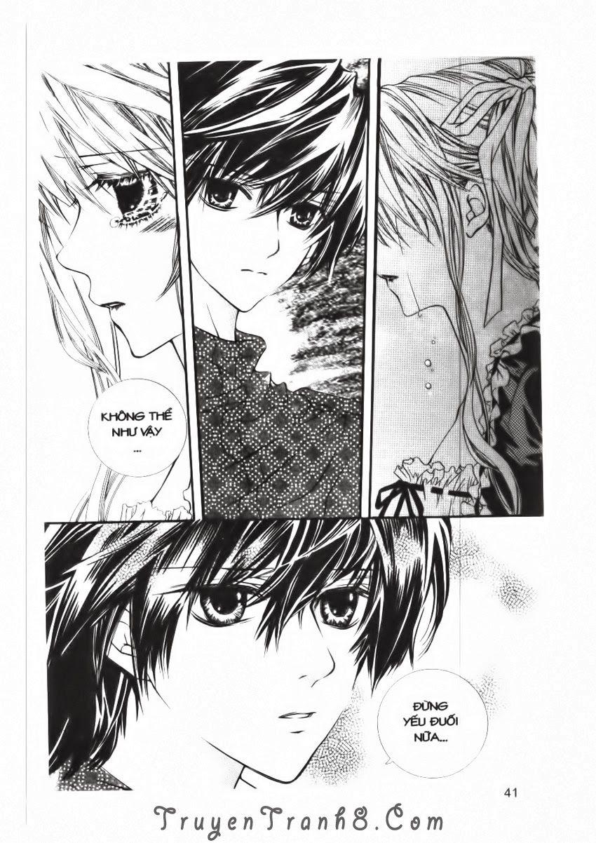Tuyệt Vời A Kiss For My Prince Nụ Hon Hoang Tử Chap 24 Manga