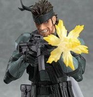figma - Metal Gear Solid 2 Sons of Liberty: Solid Snake MGS2 ver.(Released)