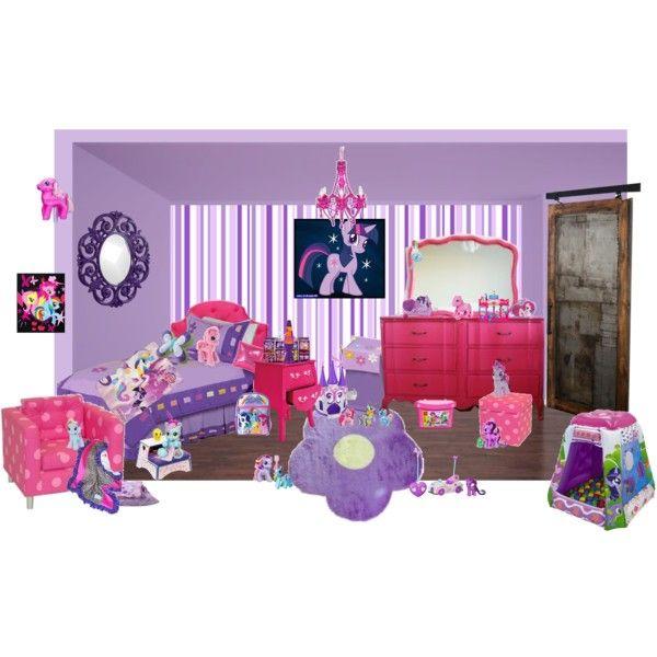 Twilight sparkle bedroom