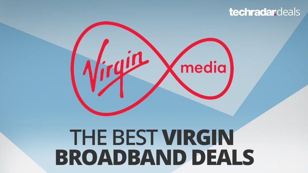 The Best Virgin Broadband Deals And Bundles In March 2020 Broadband Deals Broadband Good Things