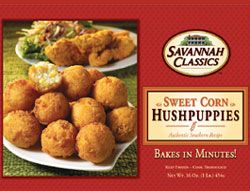 Savannah Classic Sweet Corn Hushpuppies So Good Sweet Cornbread