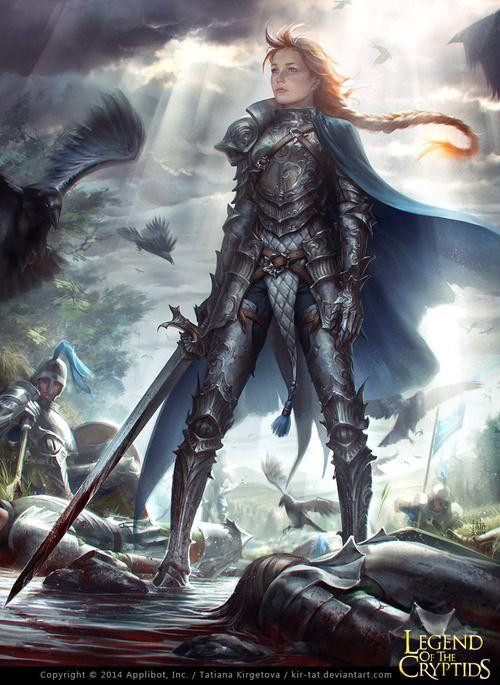 Imagem de fantasy and warrior