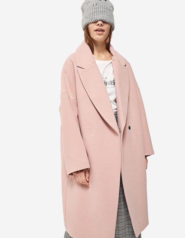 Mantel damen oversized