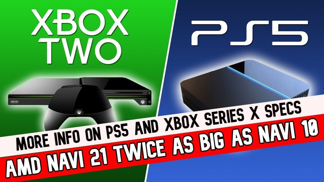 More Info On PS5 and Xbox Series X Specs AMD NAVI 21