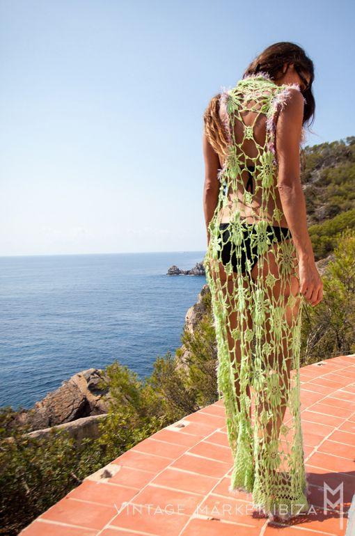 Vintage Market Ibiza   Crochet Collection