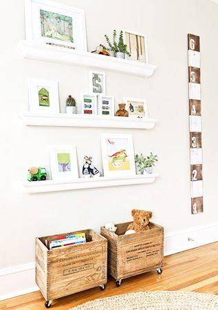 babykamer-accessoires-kratten. minime.nl | babykamers | pinterest, Deco ideeën