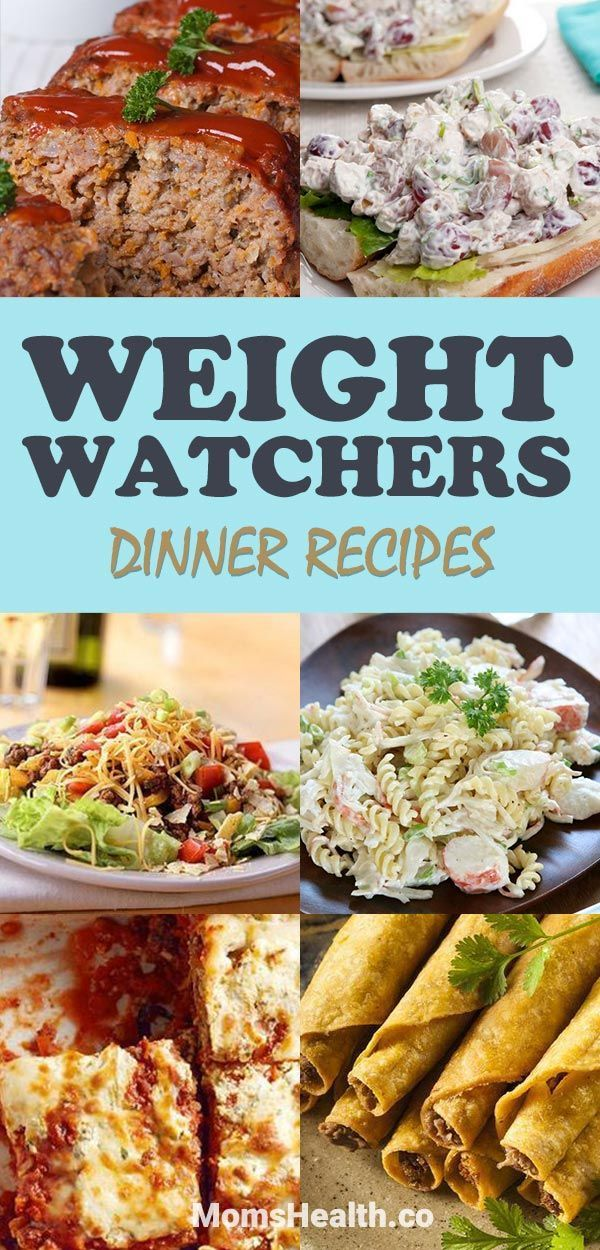 Easy Weight Watchers Dinner Recipes with Points - Freestyle Meals to Try! Weight Watchers Recipes with Smartpoints - Dinner, Chichen and Desserts. Get the best ideas of dinners, lunches and desserts - weight watchers recipes with low SmartPoints to keep you on a healthy and delicious diet!