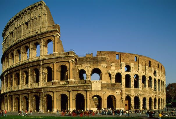 Roman Architecture greek and roman architecture - lessons - tes teach