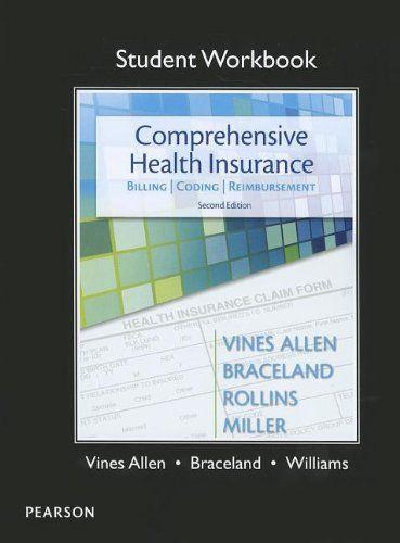 Download Pdf Student Workbook For Comprehensive Health Insurance