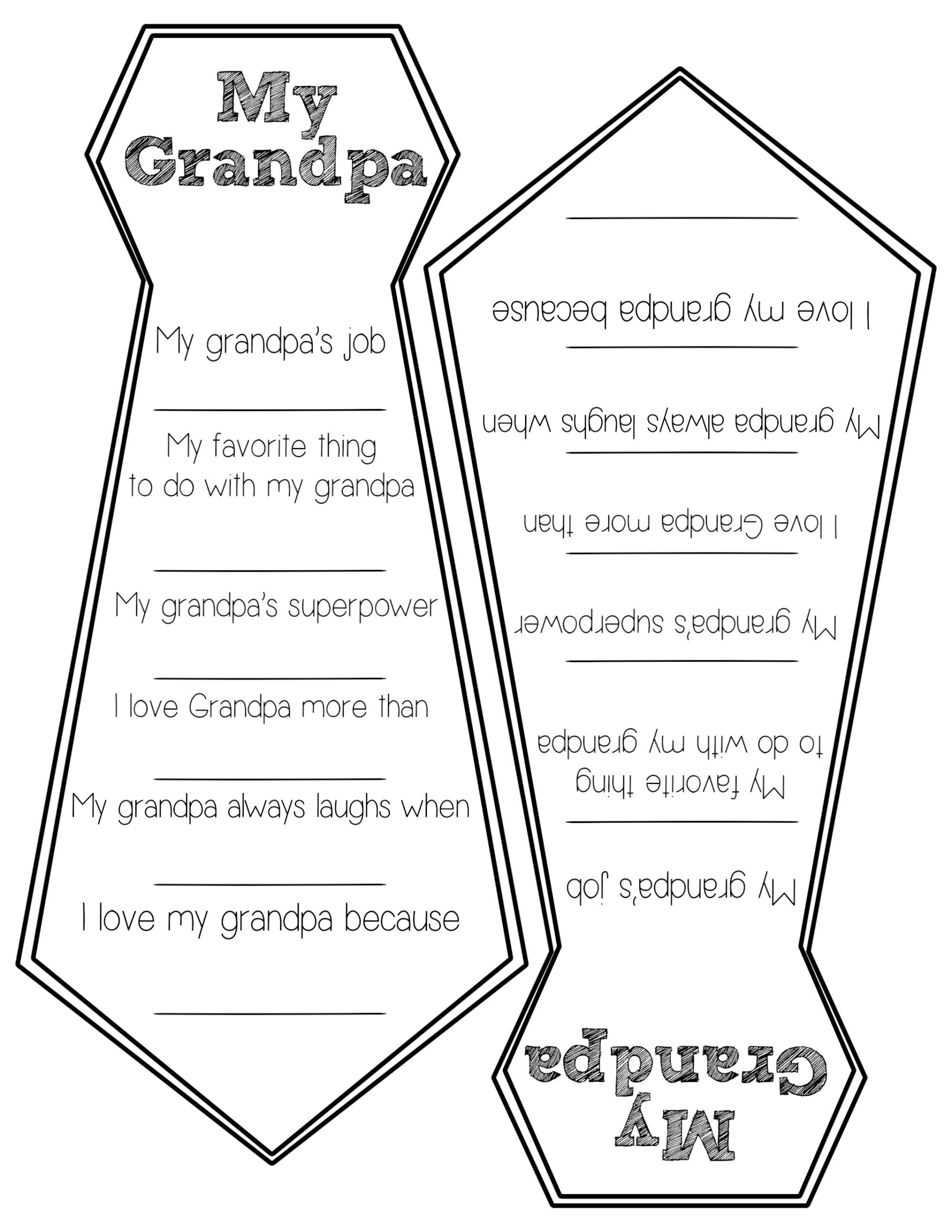 Fathers Day Free Printable Cards Diy Fathers Day Fill In