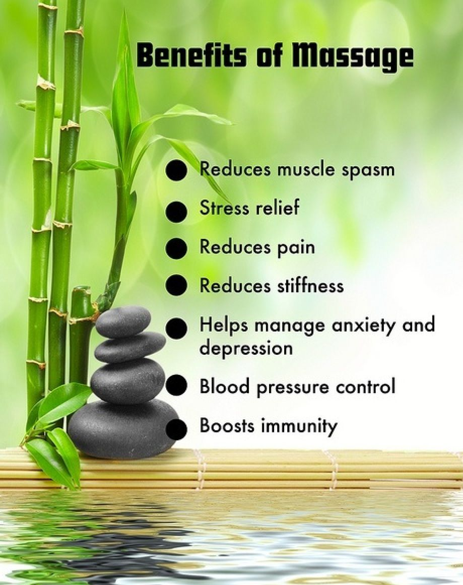 Benefits of massages | Massage Theraphy | Pinterest | Therapy, Spa ...