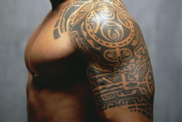 African Tribal Warrior Tattoos Tattoo Meaning Warrior Tattoos