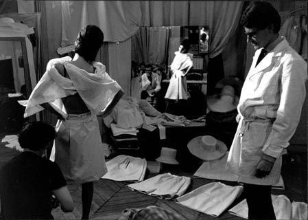 1962 ysl victoire doutreleau au miroir by pierre for Miroir ysl