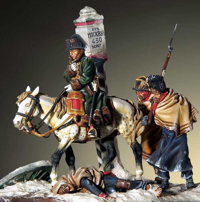 Ritirata di Russia | Miniature Figures | Napoleonic wars