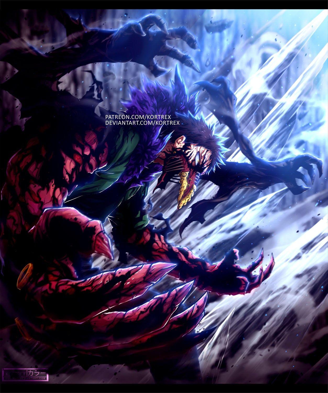 Overhaul Chisaki Kai My Hero Academia Episodes Hero My Hero