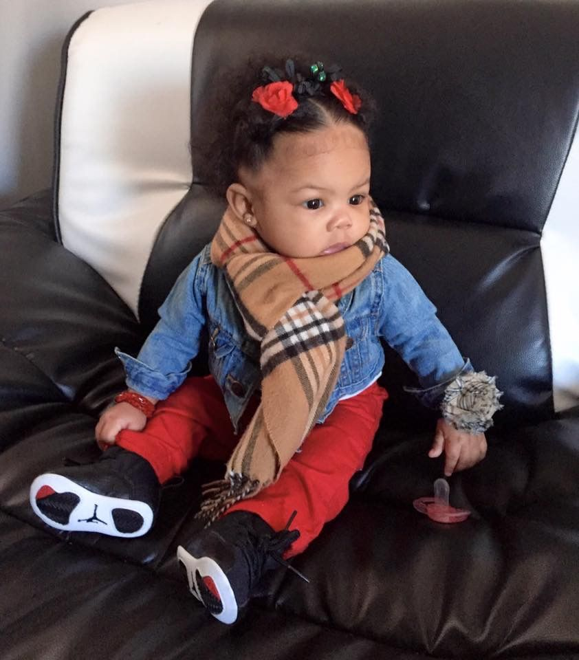 Gorgeous Baby Girl Looking Ultra Stylish C U T I E P I E S