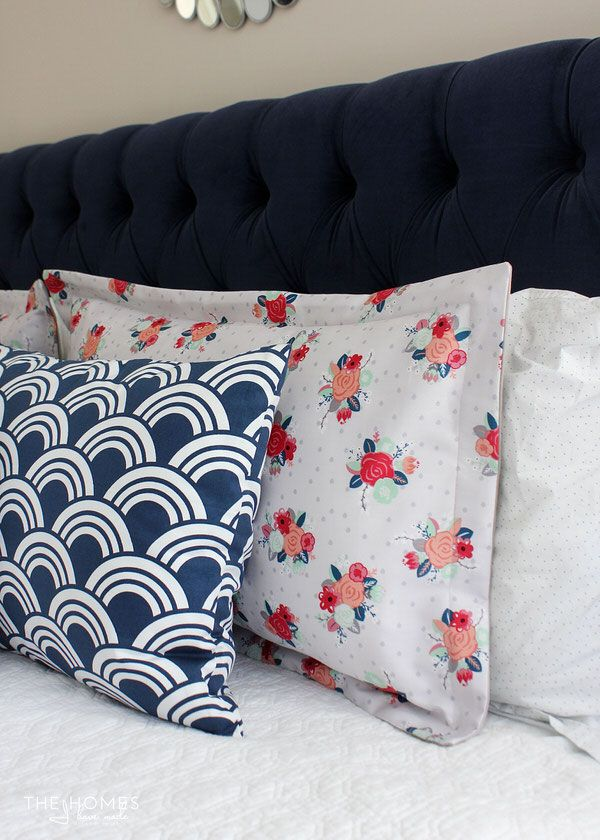 How to make a customized pillows