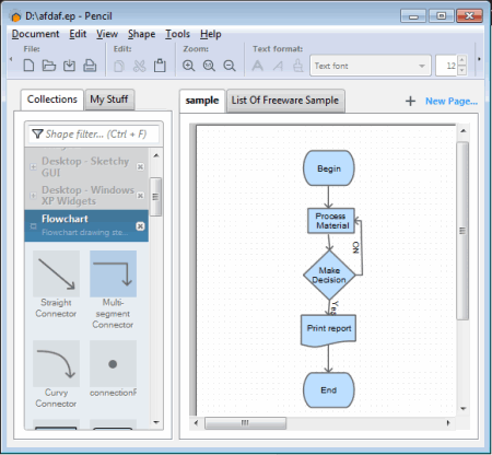 10 Best Free Flowchart Software For Windows Information Technology