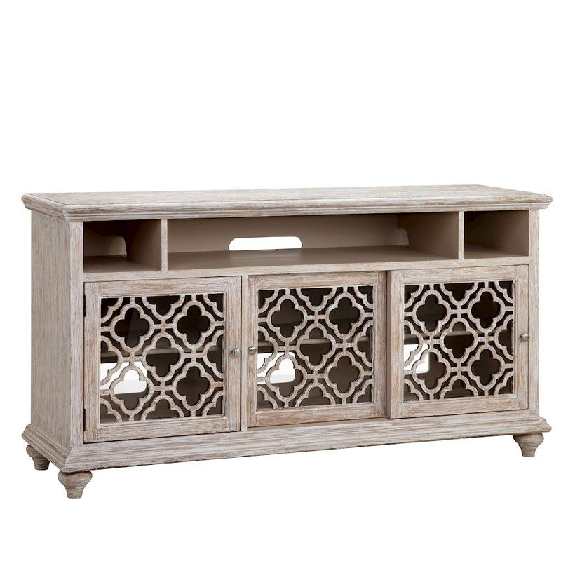 Burnell 64 Tv Stand Solid Wood