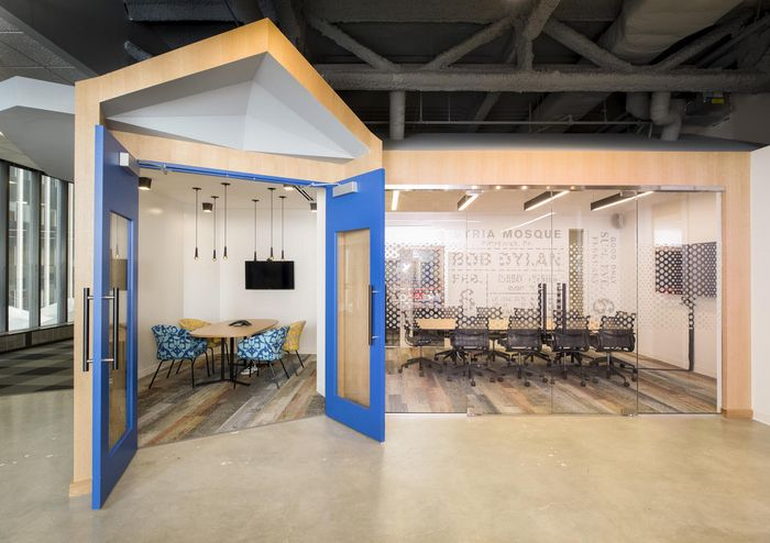 Pandora NELSON Office Design 2