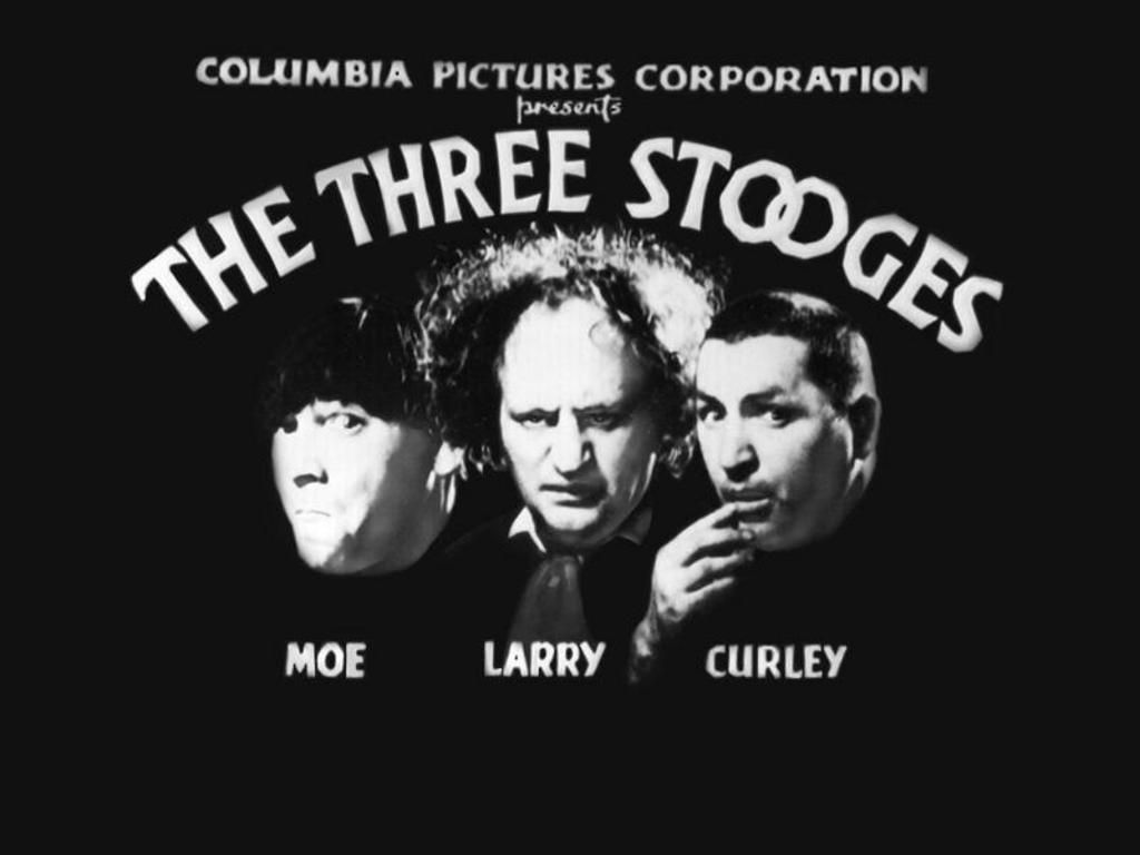 Three Stooges Screensavers That Play Music Three Stooges
