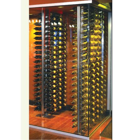 Floor To Ceiling Frames Fcf Allow Vintageview Wall Mounted Wine