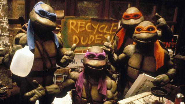 Song From Ninja Turtles Movie