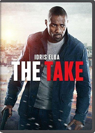 Idris Elba & Richard Madden & James Watkins-The Take 2016 ...