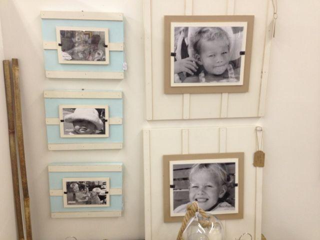 Coastal frames | Home Decorating | Pinterest | Hanging pictures ...