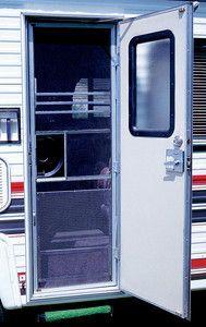 Camco 43980 Standard Screen Door Grille Screen Door Camco Screen Door Protector
