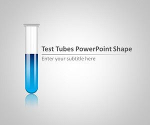 Test tubes powerpoint shape powerpoints pinterest template test tubes powerpoint shape toneelgroepblik Image collections