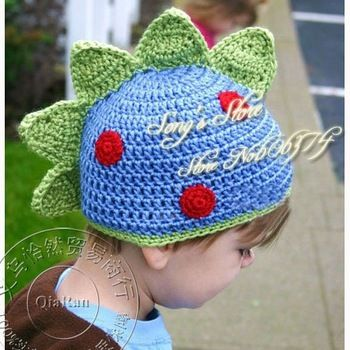 New Baby Crochet Beanie Hat Cartoon Crochet Infant Animal Hat