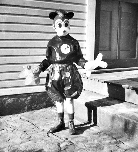 picture for InkTober drawing #30 Creepy 1930's minnie ...