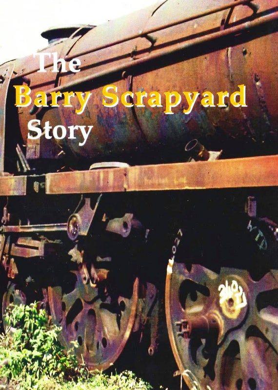 The Barry Scrapyard Story DVD