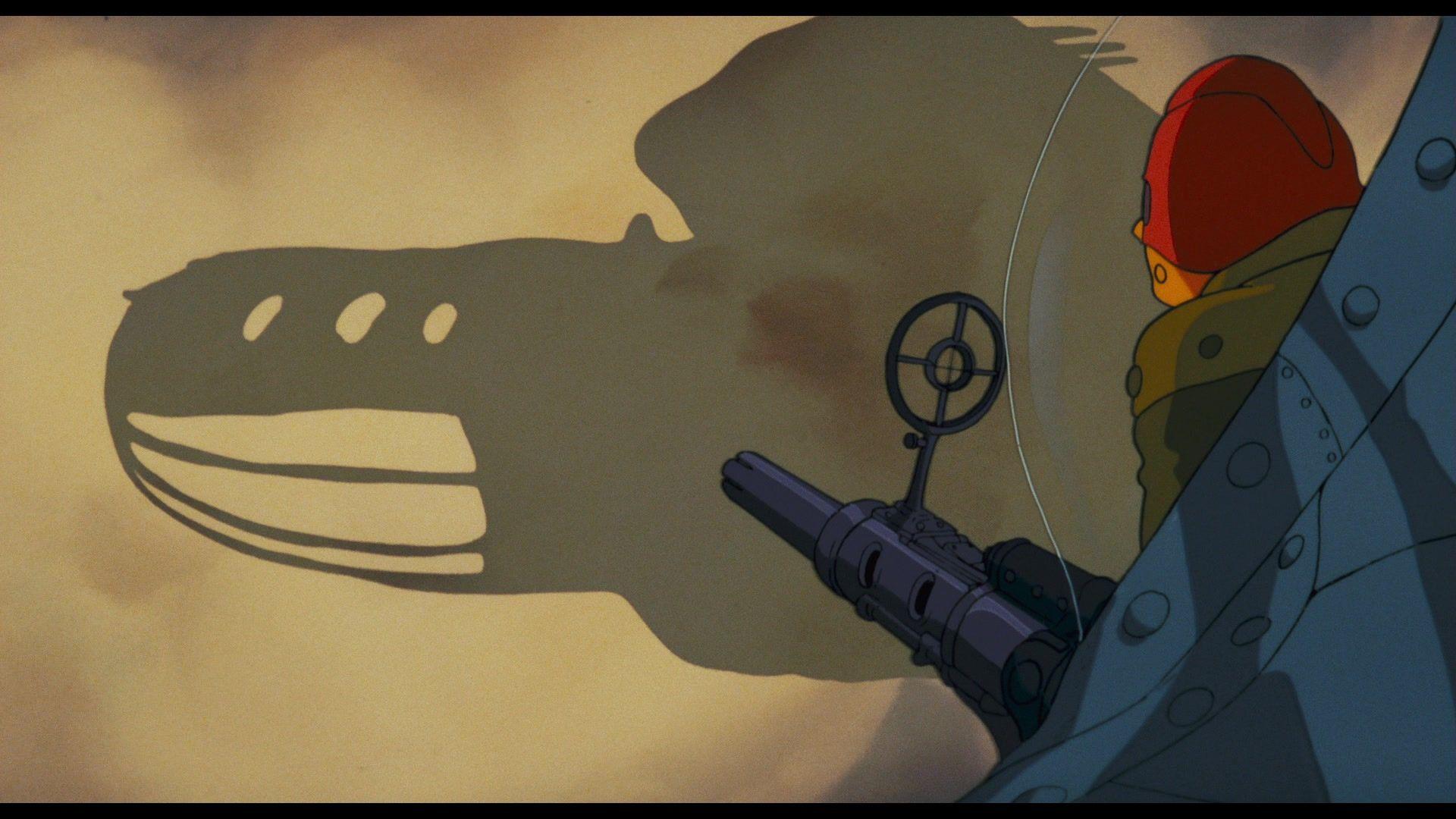 Nausicaa Of The Valley Of The Wind Screencap And Image Fancaps Net 2020 ナウシカ 風の谷のナウシカ シカ