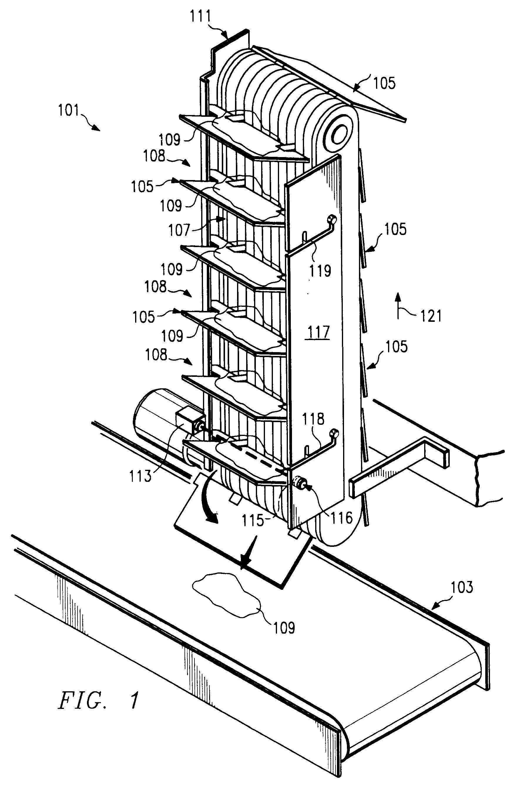 vertical conveyor belt google search conveyor belt retail design floor plans diagram [ 1760 x 2672 Pixel ]