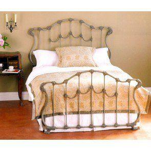 Wesley Allen Hamilton King Complete Bed WA-CB1052K